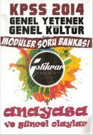 İstikrar 2014 KPSS GY GK Modüler Soru Bankası