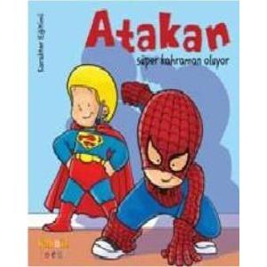 Atakan Süper Kahraman Oluyor