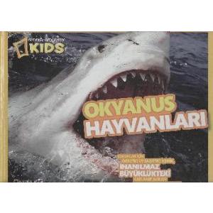 Okyanus Hayvanları - Ciltli