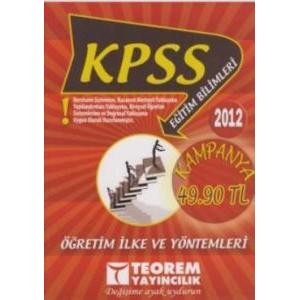 KPSS Eğitim Bilimleri 6 Kitap Takım