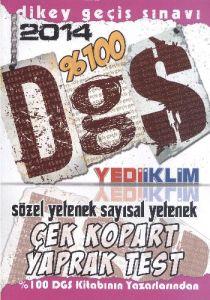 100 DGS Çek Kopart Yaprak Test 2014