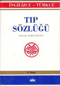 Tıp Sözlüğü İngilizce, Türkçe