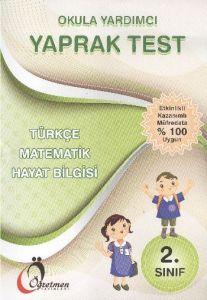 2. Sınıf Okula Yardımcı Yaprak Test