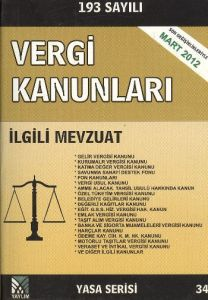 Yürürlükteki Vergi Kanunları 2005