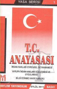 T.C. Anayasası 2005 Bilgi Edinme Hakkı Kanunu