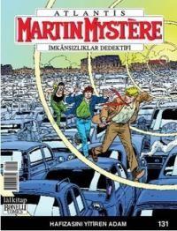 Martin Mystere İmkansızlıklar Dedektifi Sayı: 132