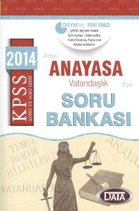 KPSS Anayasa Soru Bankası 2014