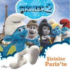 Şirinler 2 - Şirinler Paris'te
