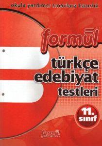 Formül 11. Sınıf Türkçe - Edebiyat Yaprak Testleri