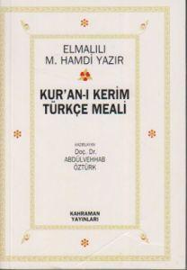 Kur'an-ı Kerim Türkçe Meali (Cep Boy)