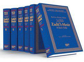 Zadü'l-Mesir Fi İlmi't-Tefsir (6 Cilt Takım) Şamua