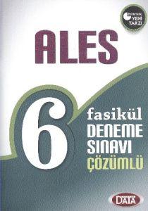 Ales 6 Fasikül Deneme Sınavı Çözümlü 2014