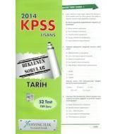 KPSS Lisans Tarih Yaprak Test