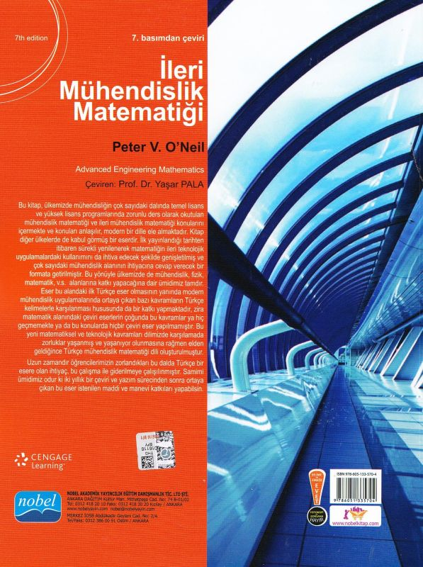 Advanced Engineering Mathematics Peter V O Neil 7Th Edition Solution