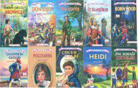 Dünya Çocuk Klasikleri Seti (10 Kitap Takım)