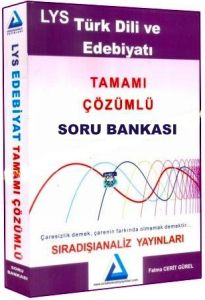 LYS Türk Dili ve Edebiyatı Tamamı Çözümlü Soru Ban