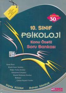 Esen 10. Sınıf Psikoloji Konu Özetli Soru Bankası
