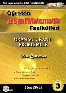 9.Sınıf Öğreten Matematik Fasikülleri 3 Oran ve Or
