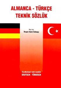 Almanca - Türkçe Teknik Sözlük