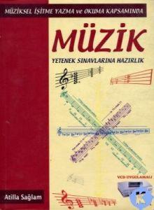 Müzik Yetenek Sınavlarına Hazırlık (VCD Uygulamal