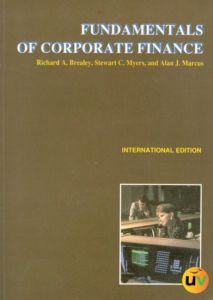 Fundamentals of Corporate Finance International Ed