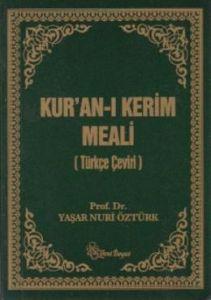 Kur'an-ı Kerim Meali Türkçe Çeviri Cep Boy