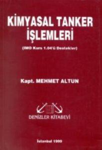 Kimyasal Tanker İşlemleri (IMO Kurs 1.04'ü Destek