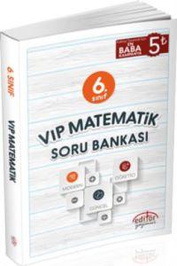 6. Sınıf Vip Matematik Soru Bankası
