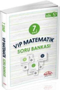 7. Sınıf Vip Matematik Soru Bankası