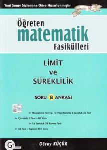 Gür Öğreten Matematik Fasikülleri Limit ve Sürekl